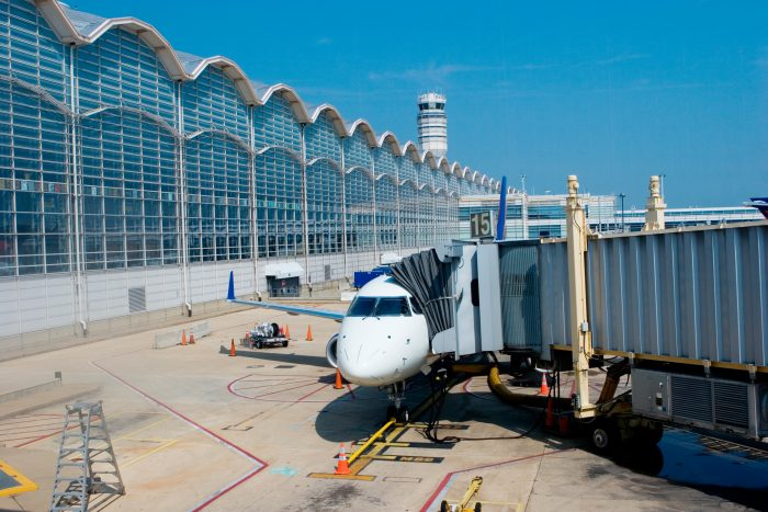 Getting to  Reagan National Airport (DCA)