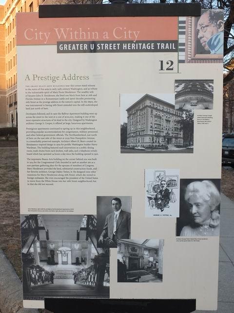 Greater U Street Heritage Trail